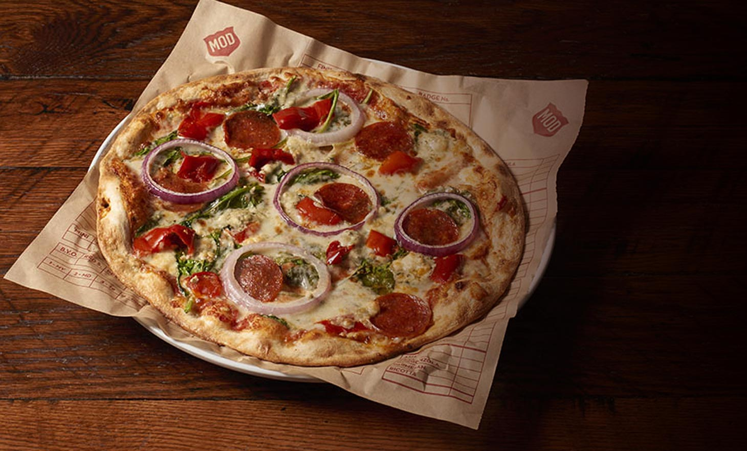 Mod Pizza Riverdale MD Open